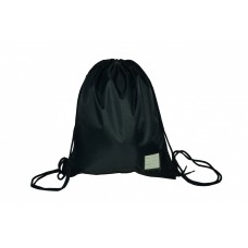Navy Rucksack Style PE/ swimming Bag (large)