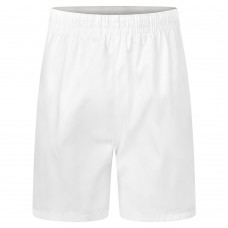 White Polycotton PE Shorts (Vat)