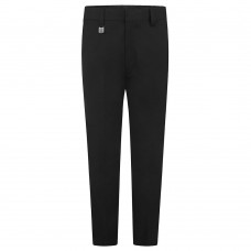 Slim Leg Trousers - Black 3/4yrs-13yrs From £10.99