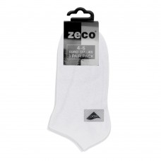 White Trainer socks 3pk