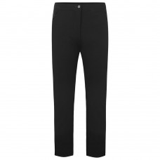 Zeco Girls Black Slim Fit Trousers (15-16 - Size 18)