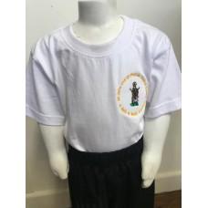 St John and St Francis P.E T-shirt