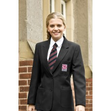 "King Alfred Girls Fitted Blazer (26"" - 36"")"