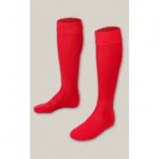 King Alfred Red Sports Socks (Small)