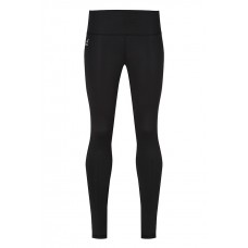 Girls Black Sports Leggings (9/10- S)