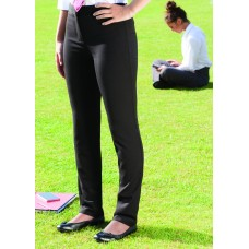 Trimley Slim Leg Trousers Grey 24W - 28W