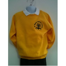 St Marys Yellow Sweatshirt
