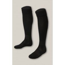 Black Football/ Rugby Socks (1-3, 4-6)
