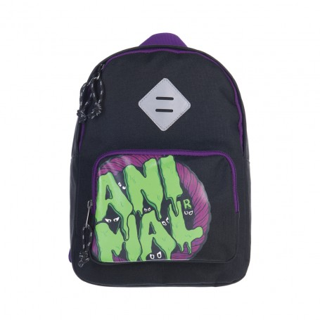 Sidekick animal Rucksack Black