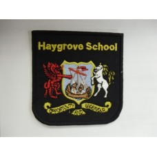Haygrove Embroidered  Badge