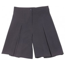 Girls Grey Culottes