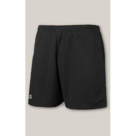 Black Action Shorts