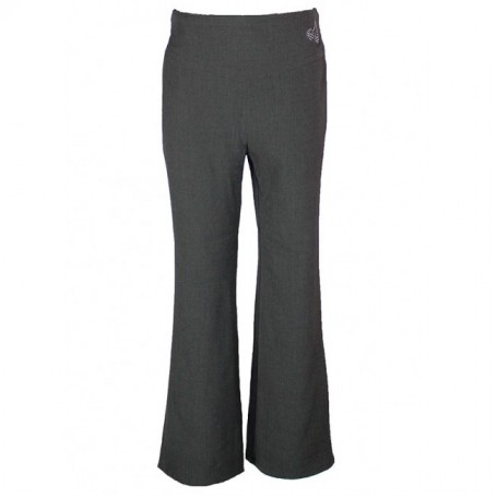 Girls Black Cherry Trousers