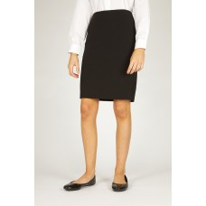 "Senior Girls Pencil Skirt Black (28""-38"")"