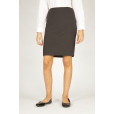 "Senior Girls Pencil Skirt Harrow Grey (24""-26"")"