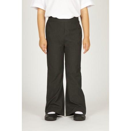 Girls Trutex Grey Junior Trousers