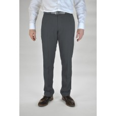 "Boys Grey Trutex Slim Leg Trousers  (29"" - 40"")"