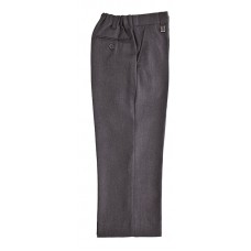 Boys Grey Adjustable Waist Trousers   £8.99 - £12.99