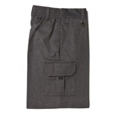 Boys Grey Cargo Shorts £9.99 - £10.99