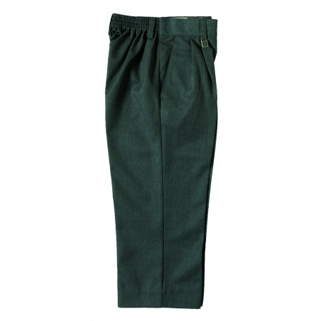 Boys Black Sturdy Fit Trousers (14 years)