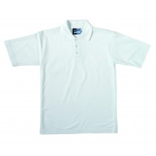 White polo shirt  (3-4 Years - 11-12 Years)