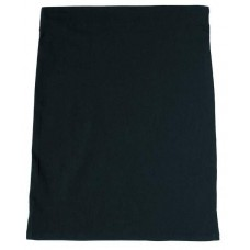 Girls Zeco Black Bengaline Skirt
