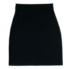 Zeco - Lycra Black Skirt  15-16yrs - 14  (£13.99 - £15.99)