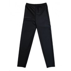 Junior Lycra Leggings Black