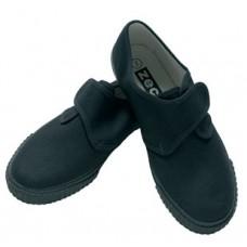 Unisex Black Velcro Daps